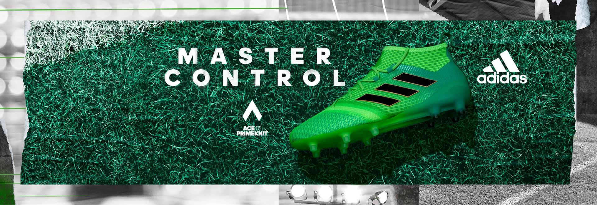 Adidas ace 17+ purecontrol brede voeten